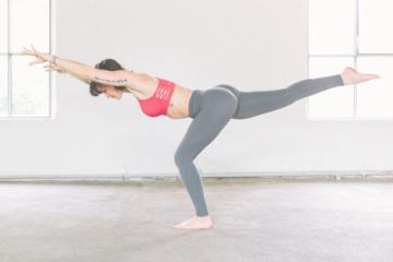 Yoga with Wanda
