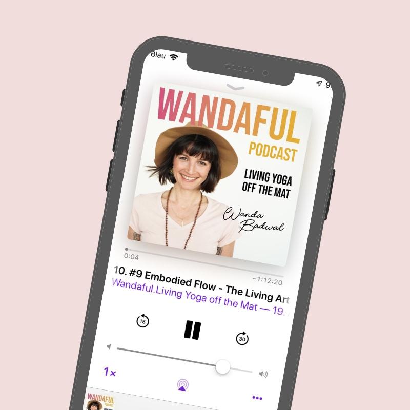 Wandaful Podcast Mobile