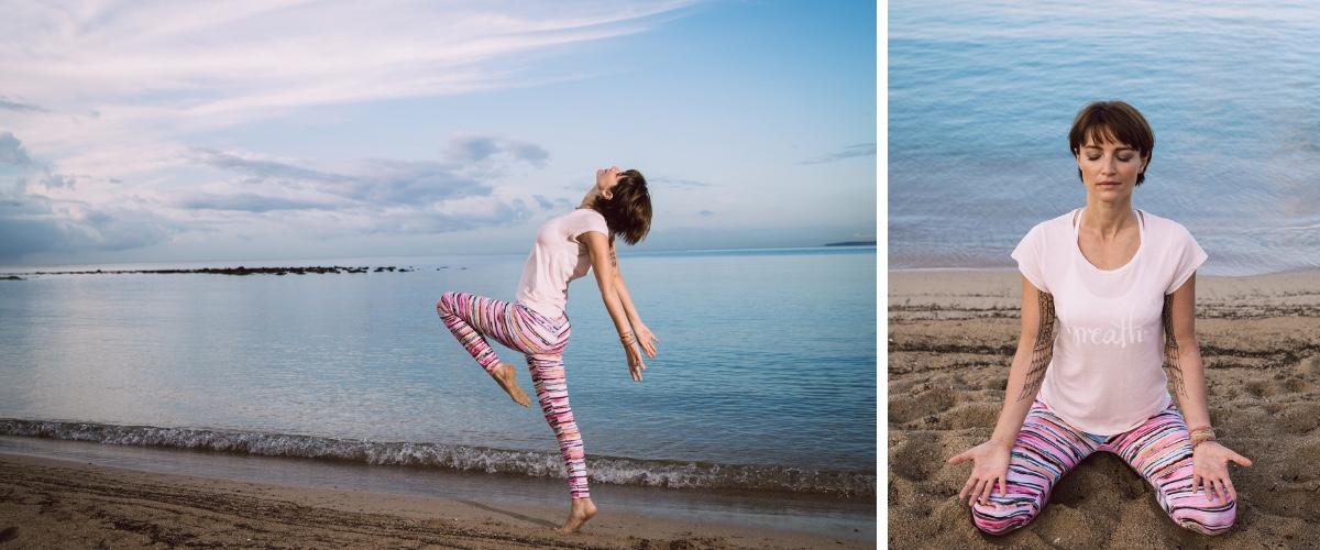 Wanda Weg zum Yoga