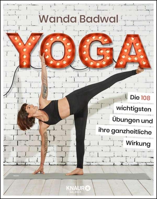 Wanda Badwal Yoga Buch
